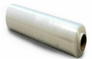Heavy Duty Strong Packing Pallet Shrink - Stretch Wrap 300 Plus Meter 23/25mu