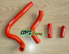 Silicone radiator hose for Honda CR250 CR250R 1992-1996 92 93 94 95 96