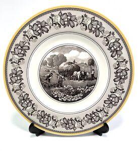 Villeroy & Boch Audun Ferme Dinner Plate House & Garden Collection 27cm