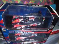 IXO MODELS LMM177 AUDI R10 TDI #15 LE MANS 2009 C.ALBERS 1/43 NEUF BOITE