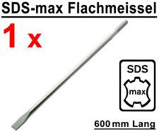 SDS-max Flachmeißel 600 mm Lang Meißel Stemmmeißel für Bohrhammer Stemmhammer