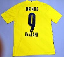 Erling Haaland Borussia dortmund Home Short-Sleeve Soccer Jersey
