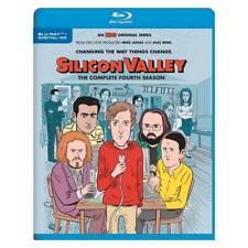 (Item #4-HO) SILICON VALLEY Fourth Season Brand New Blu-Ray FREE SHIPPING