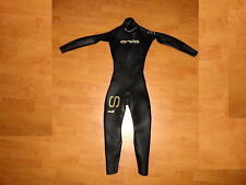 ORCA SPEEDSUIT WETSUIT S1 WSIAFN BLACK size 3