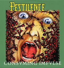"Pestilence ""Consuming Impulse"" Vinyl LP Ltd Reissue Neu"
