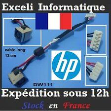 HP Elitebook 8540P dc in stromanschluss buchse mit kabel steckverbinder draht
