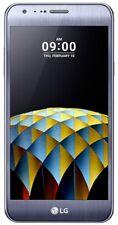 LG K580 X Cam Silver 16GB 4G LTE Smartphone Silver