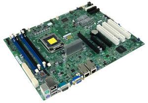 SUPERMICRO X9SCA-F LGA1155 DDR3 ECC SATA PCIe PCI