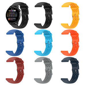Replacement For Polar Vantage M / M2 Smart Watch Silicone Strap Watch Band Belt