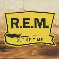 REM - Out of time - CD album