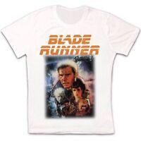 Blade Runner 80s Film Movie Poster Retro Vintage Hipster Unisex T Shirt 1262