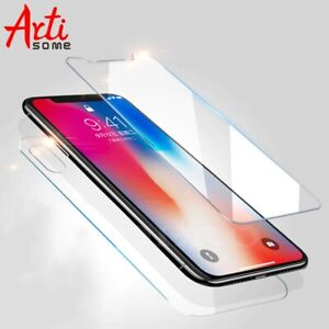 Tempered Glass For iPhone X 8 7 6 5 5S SE Glas Tempered For iPhone 7 8 6 6s Plus