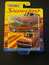 2020 Matchbox Superfast 1964 Pontiac Grand Prix