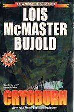 Cryoburn by Bujold Lois McMaster - Book - Hard Cover - Fantasy