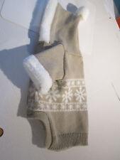 Manteau à capuche pour petit chien - taille M ou L