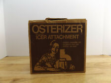 Osterizer Icer Attachment Ice Crusher Model 435 NIB  435-01