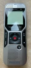 Philips Handheld Digital Voice Recorder with USB Cable
