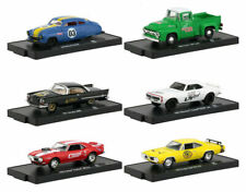 M2 Machines 1:64 Auto-Drivers Release 61 Assortment 6 Style Diecast Car 11228-61