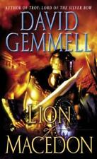 Lion of Macedon by David Gemmell (author)