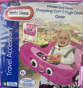 Little Tikes PRINCESS COZY COUPE Travel Accessory SHOPPING CAR HIGH CHAIR Cover