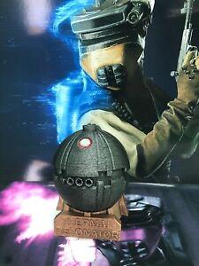 1:1 Scale - Star Wars Thermal Detonator Prop 3D Printed Model - Cosplay/Sci-Fi