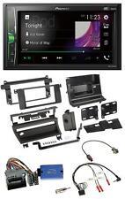 PIONEER 2din VOLANTE DAB USB Autoradio Bluetooth per BMW 3-er e46 2001-2006 1 SC