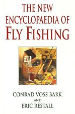 VOSS BARK FISHING BOOK THE NEW ENCYCLOPAEDIA OF FLYFISHING paperback BARGAIN new