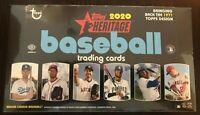 2020 Topps Heritage Baseball Factory Sealed Hobby Box