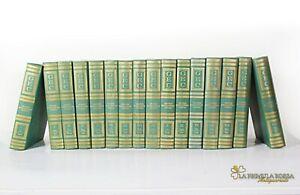 Enciclopedia grande Curcio Editore 1966 completa 16 volumi da collezione anni 60