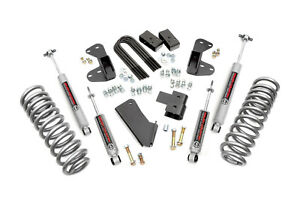 """Rough Country Ford Bronco 2.5"""" Suspension Lift Kit 80-96 4wd"""