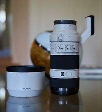 Sony FE 70-200mm f/4 FE OSS Lens with Really Right Stuff foot