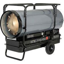 Portable Heater KEROSENE or DIESEL - 650,000 BTU - 3600 CFM - 13,500 sqft - 120V