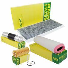 MANN Inspektionspaket Filterpaket Filtersatz BMW X5 E53 3.0d 218PS