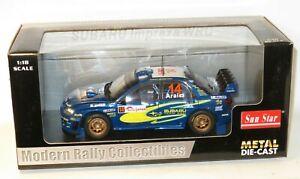 1/18 Subaru Impreza WRC  Subaru Team Arai  Rally Japan 2006  T.Arai / T.Sircombe