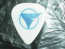 FUEL Band Logo & Brad Stewart Signature 2010 Concert Tour White GUITAR PICK