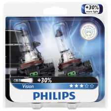 Philips Vision Halogen Light Bulb H11PRB2 for H11 12362 PR 12V 55W H11XV-2 jx