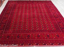 305x200cm Afghan turkmen Bukhara orientteppich rug Carpet afghanistan Seide 16/7