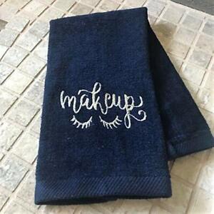 Makeup Towel Gift Set (2 towels), Colors 2 Sizes