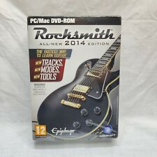 Rocksmith - 2014 Edition with Real Tone Cable (PC) Brand New
