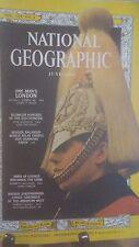 National Geographic Magazine Nat Geo June 1966(NG25)