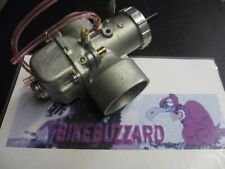 Maico Husqvarna Bultaco Round Slide 36mm Mikuni Carb WITH YOUR JETTING - NEW!