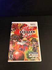 Nintendo Wii Bakugan Battle Brawlers (Tested)
