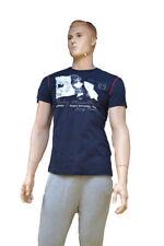 Herren  MarkenT-shirt  Tee camp david  Größe 2xL sonderangebot dunkelblau