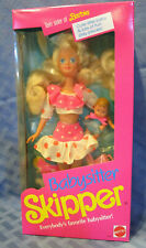 Babysitter Skipper, Sister of Barbie, #9433, 1990, NRFB