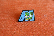 07367 PIN'S PINS HSCT MRF MATERIEL ROULANT FERROV. TRAIN SNCF RATP CGT SECURITE