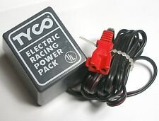 1982 TYCO Electric Racing Slot Car Transformer OK USED
