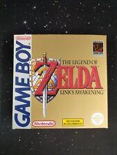 Nintendo Gameboy Classic Spiel Zelda Links Awakening OVP mit Anleitung