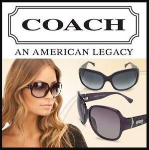 Genuine COACH Sunglasses Replacement Lenses - Various Models