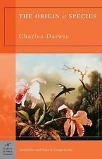 TB1 Barnes and Noble Classics: The Origin of Species by Charles Darwin (2003, Pa