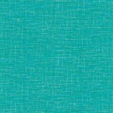 FD24118-Solstice Imitación Grasscloth Turquesa Wallpaper Fine Decor